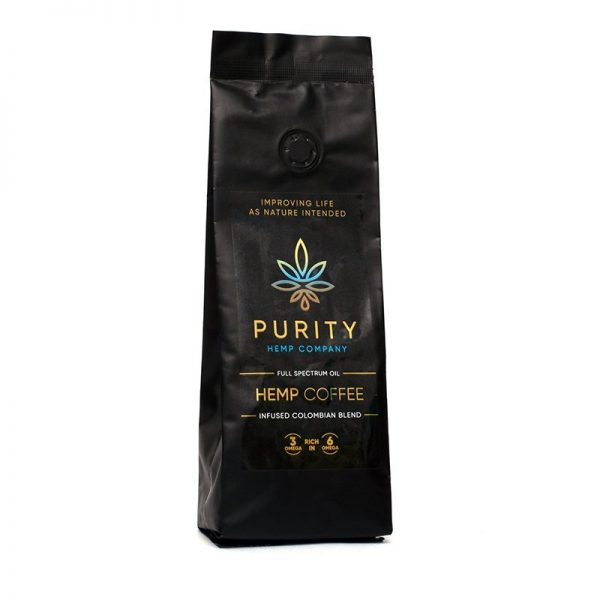 purity hemp coffee