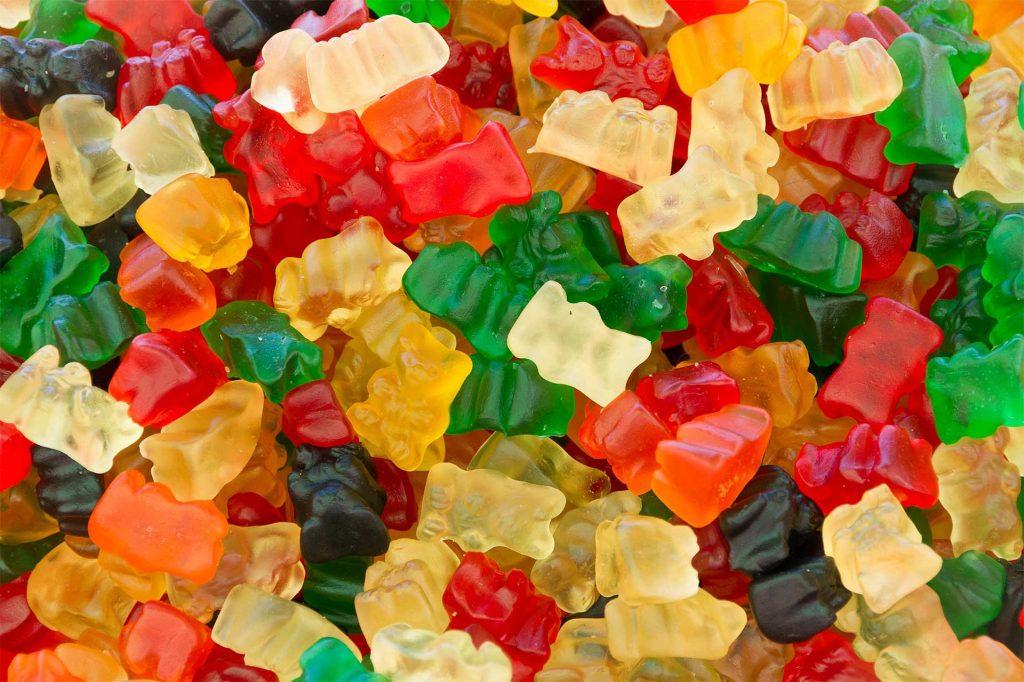 CBD Edibles Gummy bears